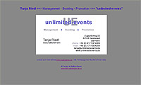 zum Projekt www.unlimited-events.de